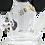 Thumbnail: Cream Glass -CR001- The Mini Micki Inline