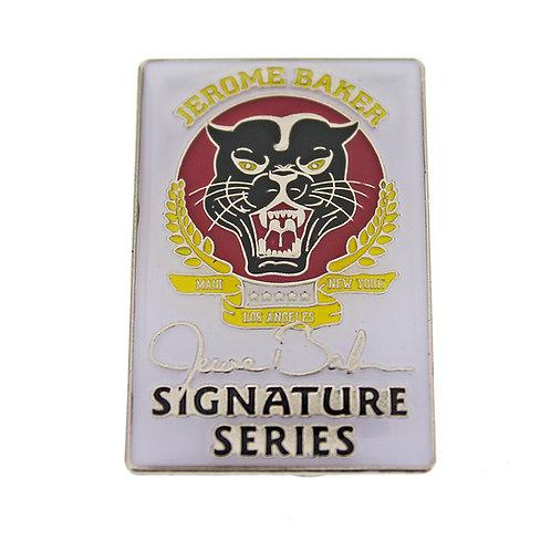 Jerome Baker- Panther Pin Signature Series