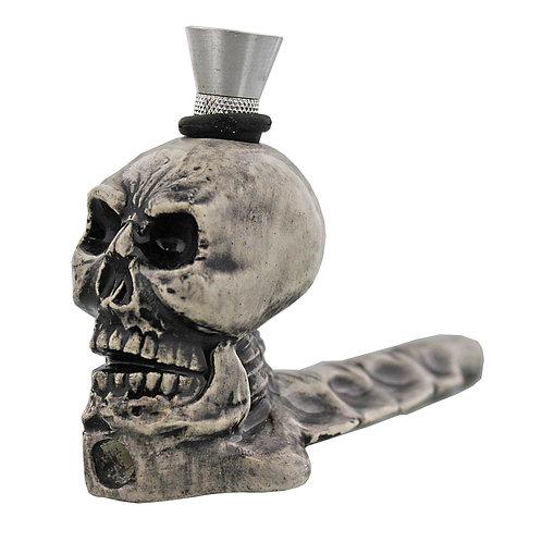 Smokin Art- SkullStack Handpipe