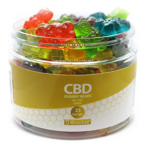 Goldline CBD Gummies