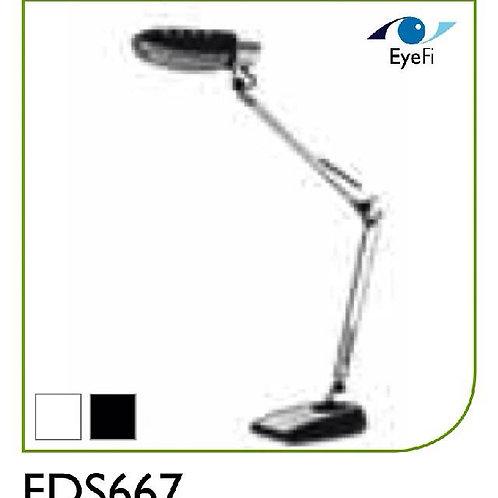 FDS667 PHILIPS Pantograf II 護眼檯燈 (光源: 慳電膽)