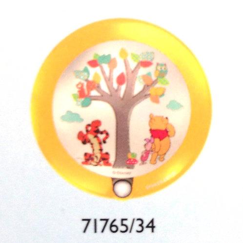71765/34 感應小夜燈 Winnie The Pooh 小熊維尼
