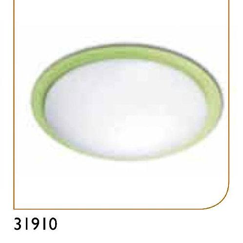 31910 green 天花燈 1 x 32W 慳電管 (綠色)