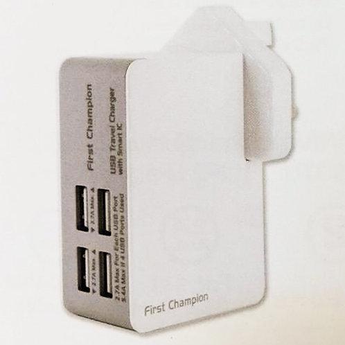 UTC405 USB Smart IC Travel Charger/ Wall Charger