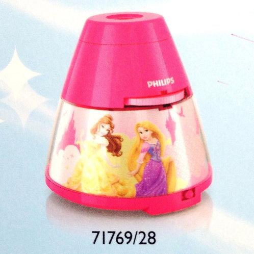 71769/28 投射小夜燈 Projector Princess 公主