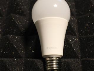 日本三菱附屬Verbatim LED 燈膽新登場!!! 比傳統鎢絲燈膽慳電>80%, 售價HK$36-69