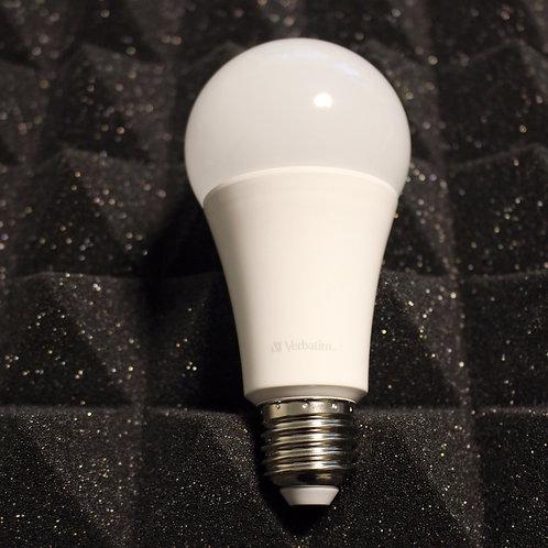 Verbatim 65252WW/65254DL LED A Ball E27 14W