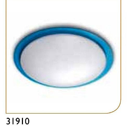 31910 blue 天花燈 1 x 32W 慳電管 (藍色)