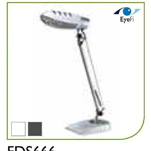 FDS666 PHILIPS Uni II 護眼檯燈 (光源: 慳電膽)