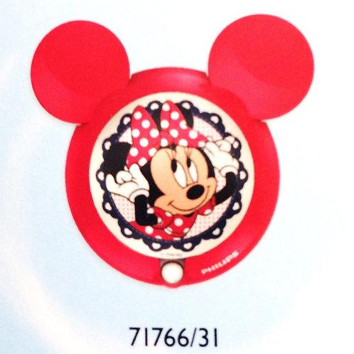 71766/31 感應小夜燈 Night Light Minnie Mouse 米妮老鼠