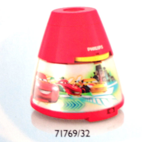 71769/32 投射小夜燈 Projector Cars 反斗車王