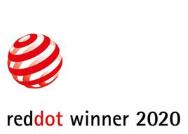 Red Dot Design Award Winner 2020