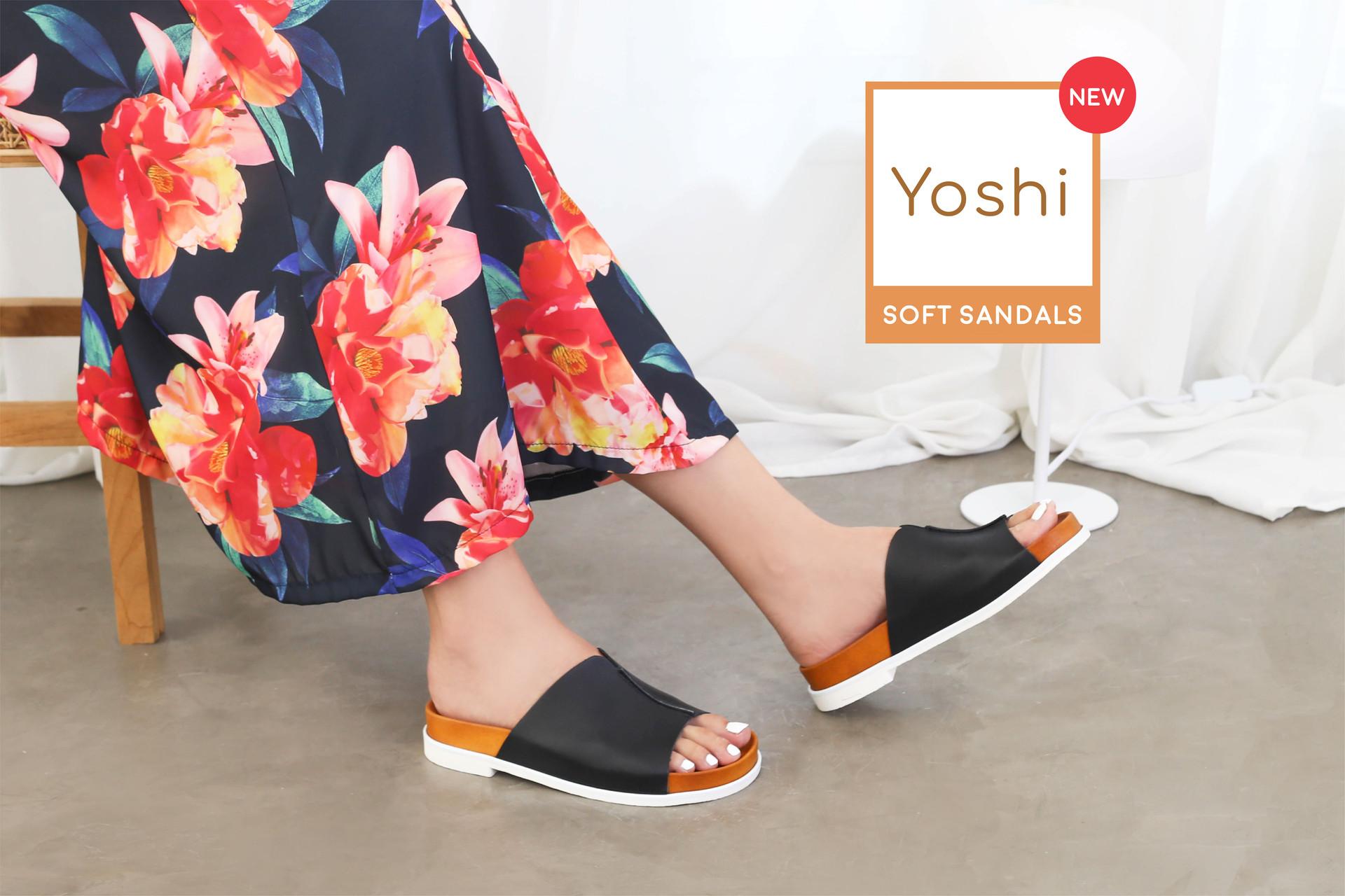 Yoshi, Soft Sandals