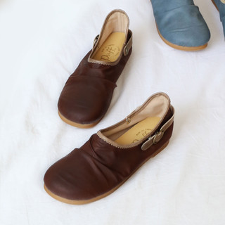 Baby Kushu In Charcoal Brown