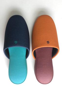 surippa standard Dark Blue & Orange