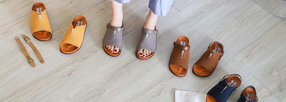 NOTO, Soft Sandals : 2880 THB