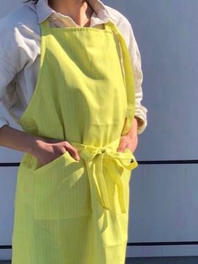 Apron (All Yellow)