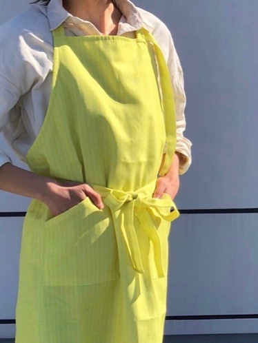 Apron (All Yellow)