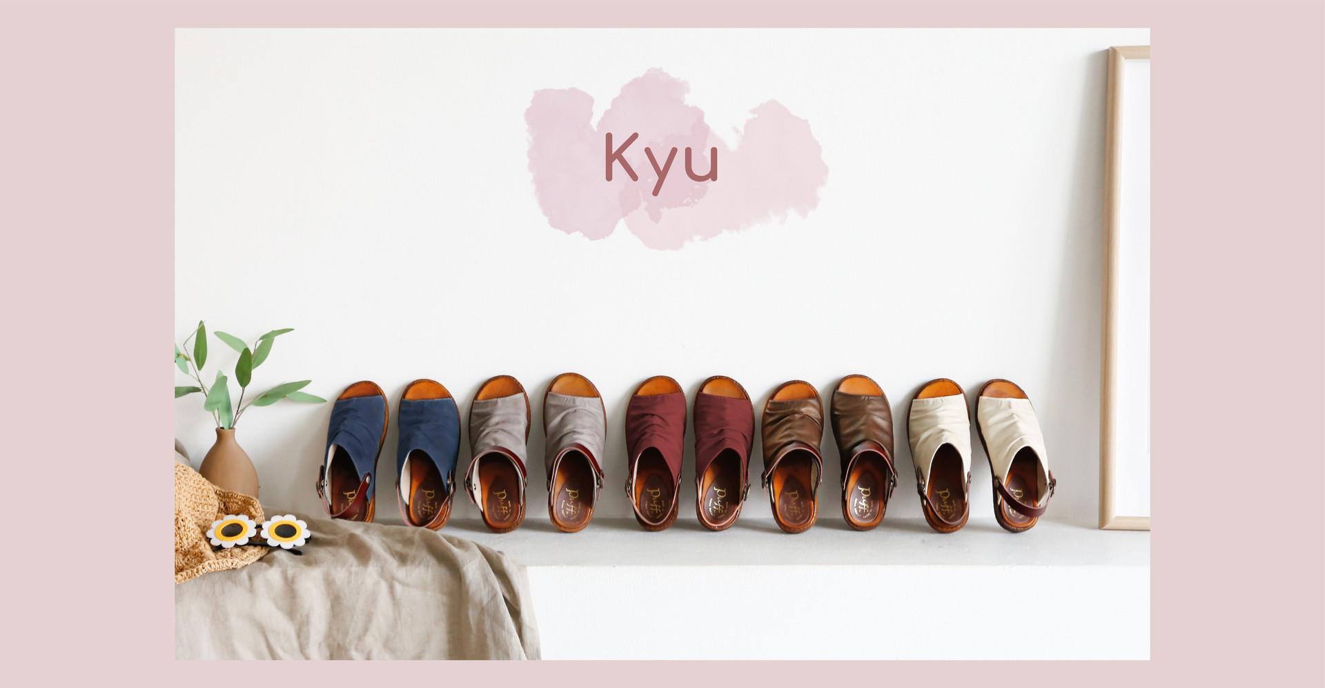 Kyu, 3 Ways Soft Sandals - 2,680 THB