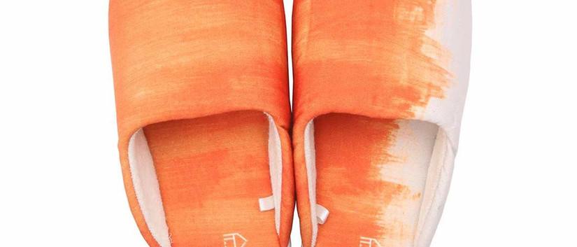 Entrance (Orange)