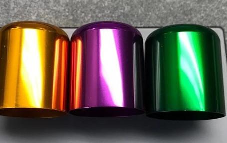 アルミニウム陽極酸化(通称アルマイト)の着色方法(原理)は??