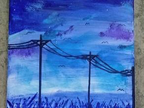 Midnight Highway - art inspiration