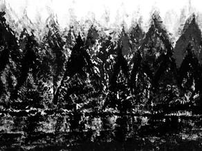 Making Art - Winter Forest
