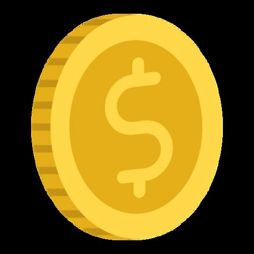 Créditer 3€