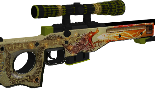 AWP Dragon Lore