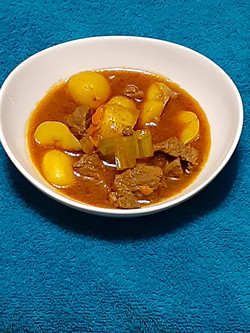 Hawaiian Beef Curry Stew2