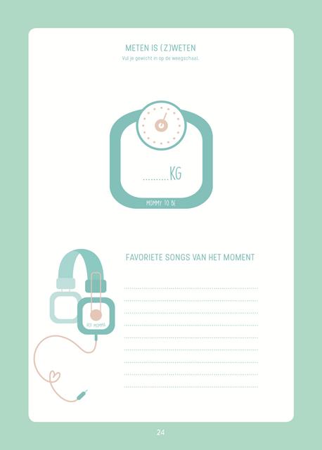 Dagboek van een Gloednieuwe Mama