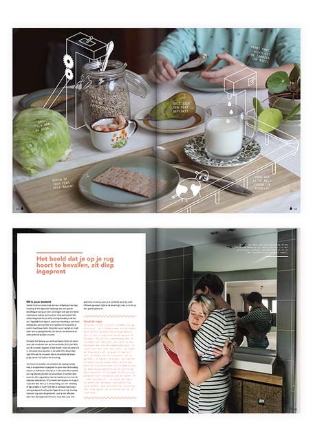KIIND magazine - fragment