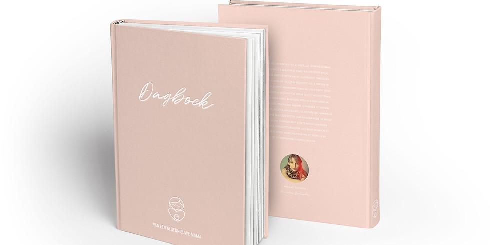 Boekvoorstelling   Dagboek van een gloednieuwe mama