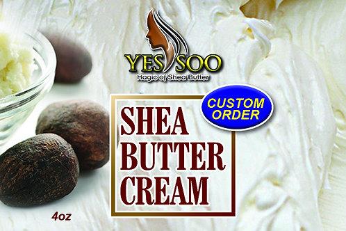 Organic Raw Shea Butter