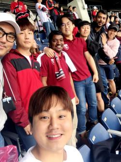 OCT. Korea Yonsei Rivalry