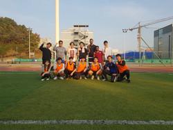 NOV. EPCL #1 Soccer game