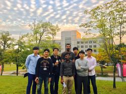 OCT. Group Photo