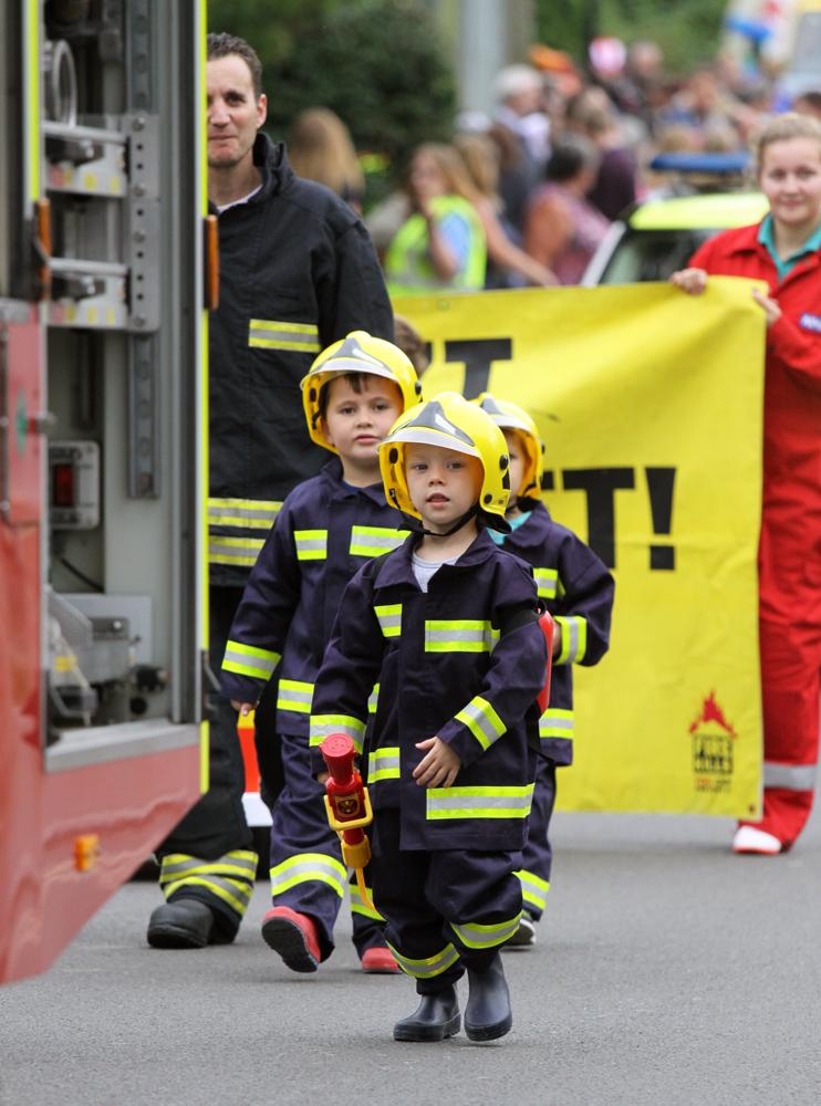 Mini firefighters a