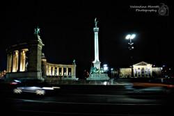 La Piazza degli Eroi