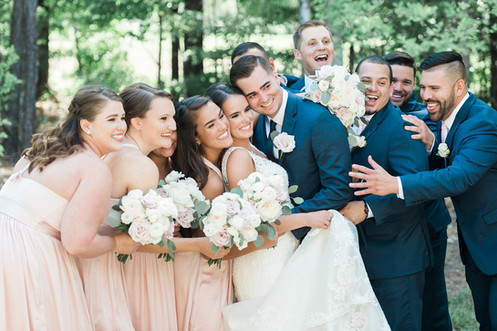 Photographer - Missy Loves Jerry Florist - Watered Garden Wedding Coordinator - Jennifer Viscosi Hair and Makeup - Wink
