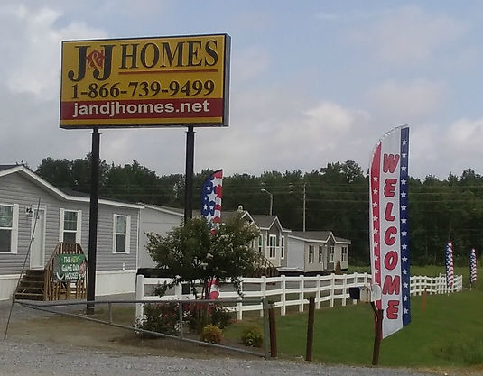 J & J Homes | New & Used Mobile Homes