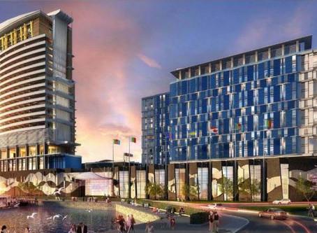 Hotels and malls / 旅館及商場