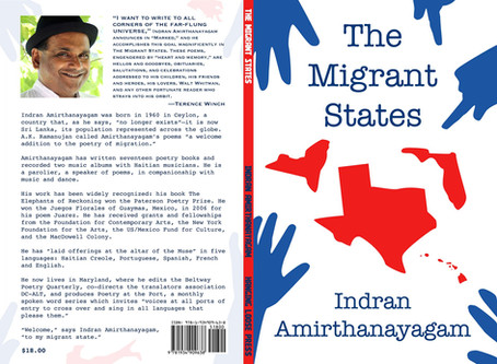 Traveling Near, Far, and Within: A Review of The Migrant States by Indran Amirthanayagam
