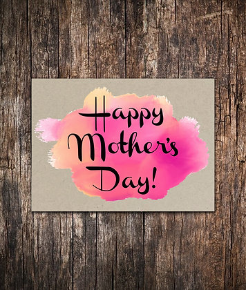 Mothers Day Notecards Set of 10 - 5.5 x 4.25