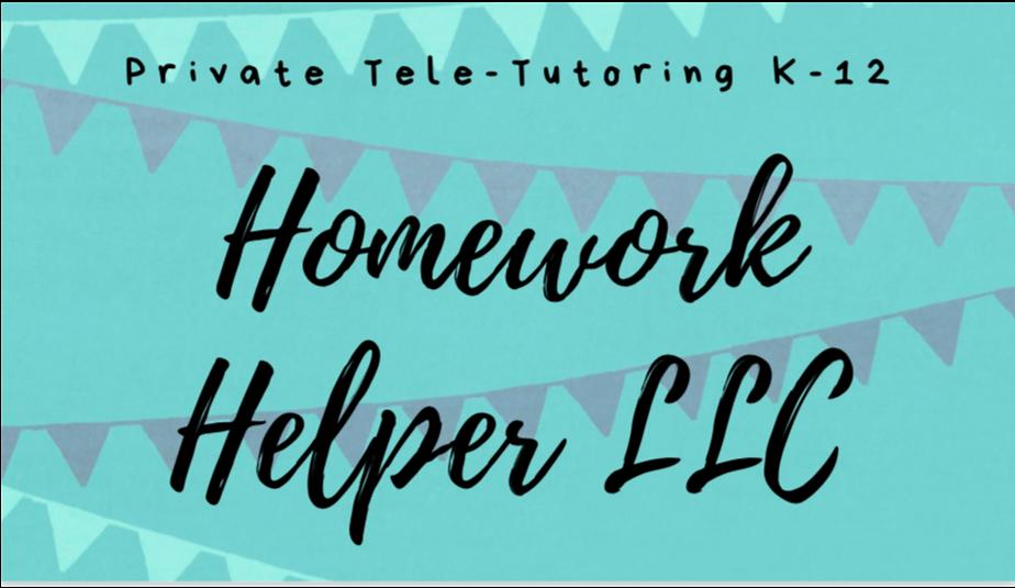 Homework Helper LLC