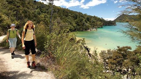 Walking Abel Tasman