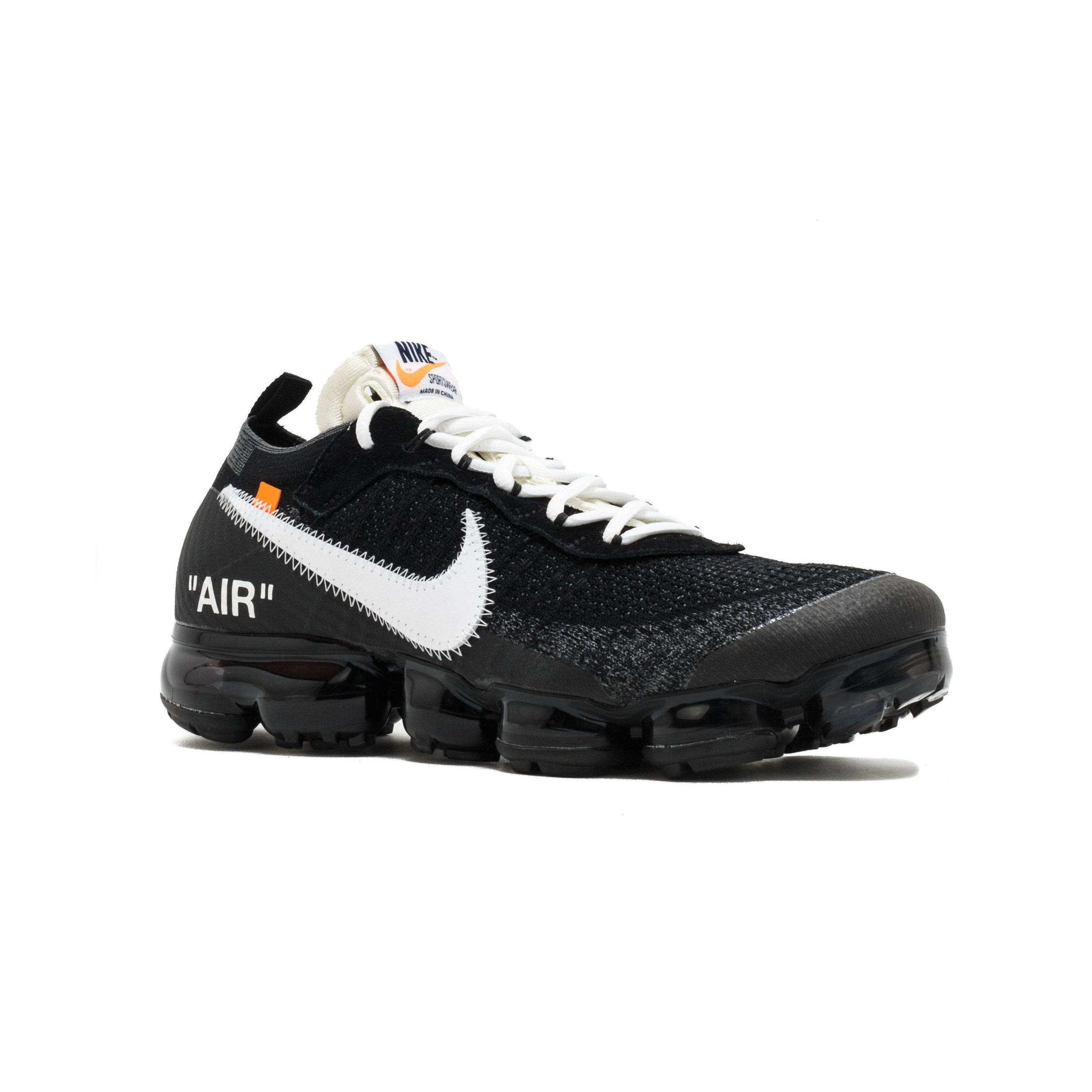 Off-White x Air VaporMax Sneakers