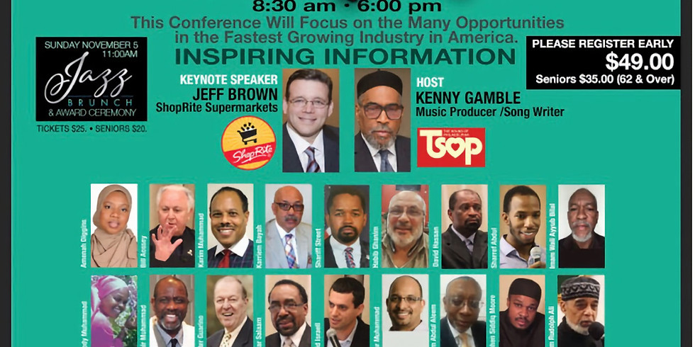 The American Halal Conference & Business Expo