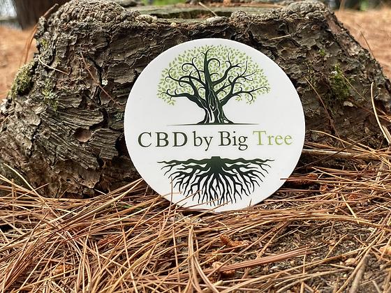 by Big Tree Logo Sticker