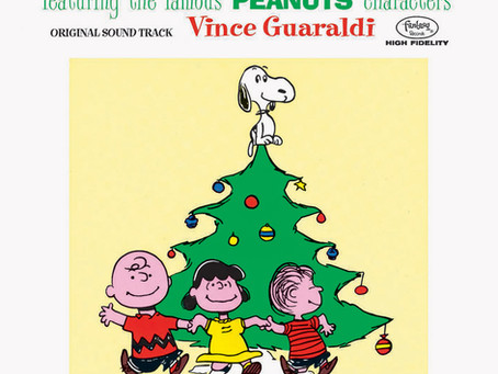 Christmas Time Charlie Brown Fingerstyle Guitar